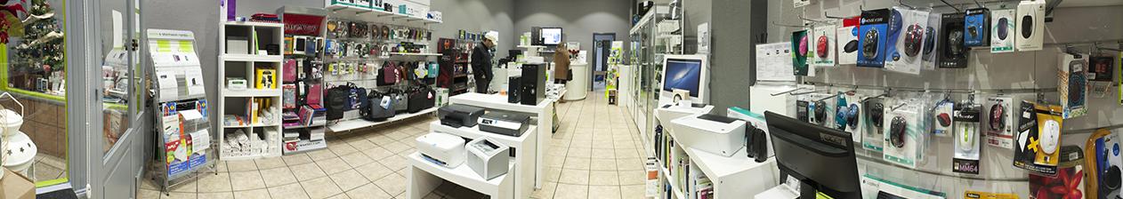 tienda de informática Condado de Treviño Miranda de Ebro - Sistemas Miranda